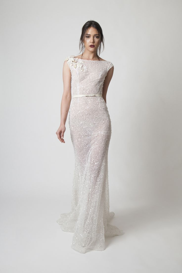 ABED MAHFOUZ HAUTE COUTURE SPRING SUMMER 2015