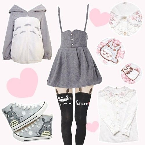 Dress would be cute for a Totoro costume.  Add white shirt with details on the chest and a green parasol.