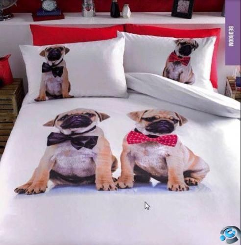 or all those animal lovers. Single set is £13, Double £20 and king size set is £25