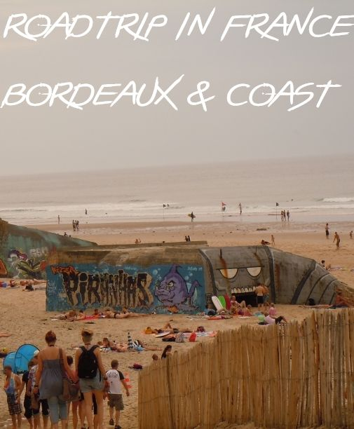 Roadtriop and camping with car on the coast near Bordeaux French Atrlanic Coast – surfing, excursions and long beach walks. Highlight: Dune of Pyla! France