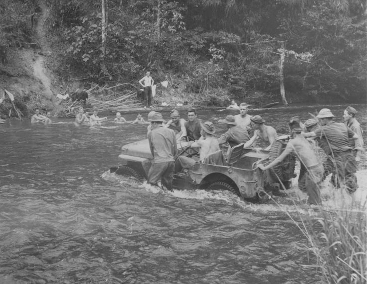 The remote Kokoda airfield high in the tropical jungles was the only airstrip for a hundred miles – the only way of getting troops in and out apart from a long trek.