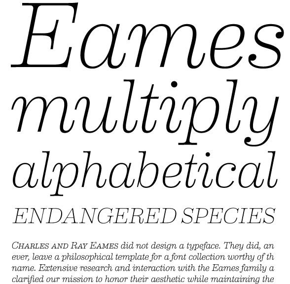 26 best cool typo images on pinterest graphics book for House industries eames