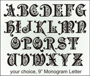 fonts letter a bing imagens - Decorative Fonts