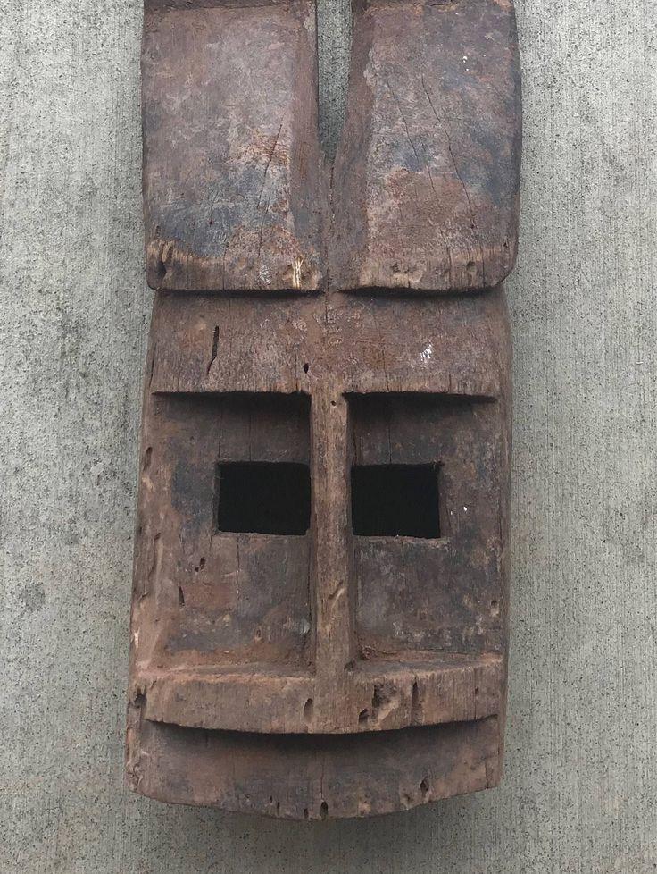 Excited to share the latest addition to my #etsy shop: Dogon Monkey Mask http://etsy.me/2C6JwyD #art #africa #africanmask #woodmask #handmademask #africanart #dogonmask #dogon #mali