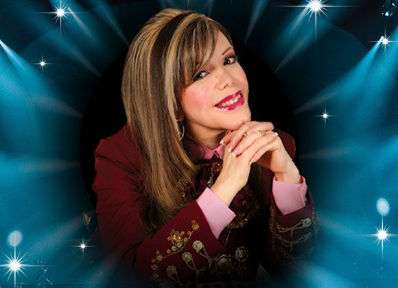 Mexican singer Yolanda Del Rio, who would eventually become one of the most prominent Ranchera singers of the 1970s and 1980s, brings her trademark melancholic wailing style to Fox Performing Arts Center Riverside this Saturday!