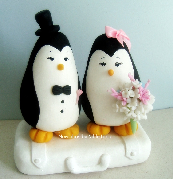 Pinterest Cake Toppers
