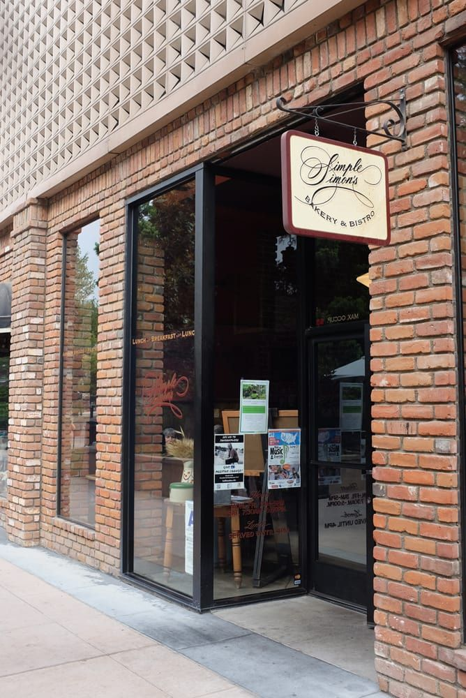 6. Simple Simon's Bakery and Bistro -- 3639 Main Street in Riverside