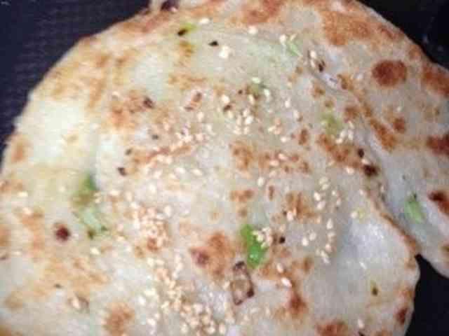 葱油餅 台湾味の画像