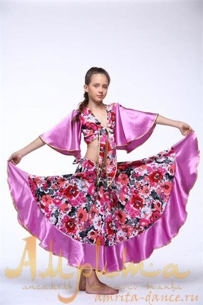 Где купить цыганский костюм детский в москве