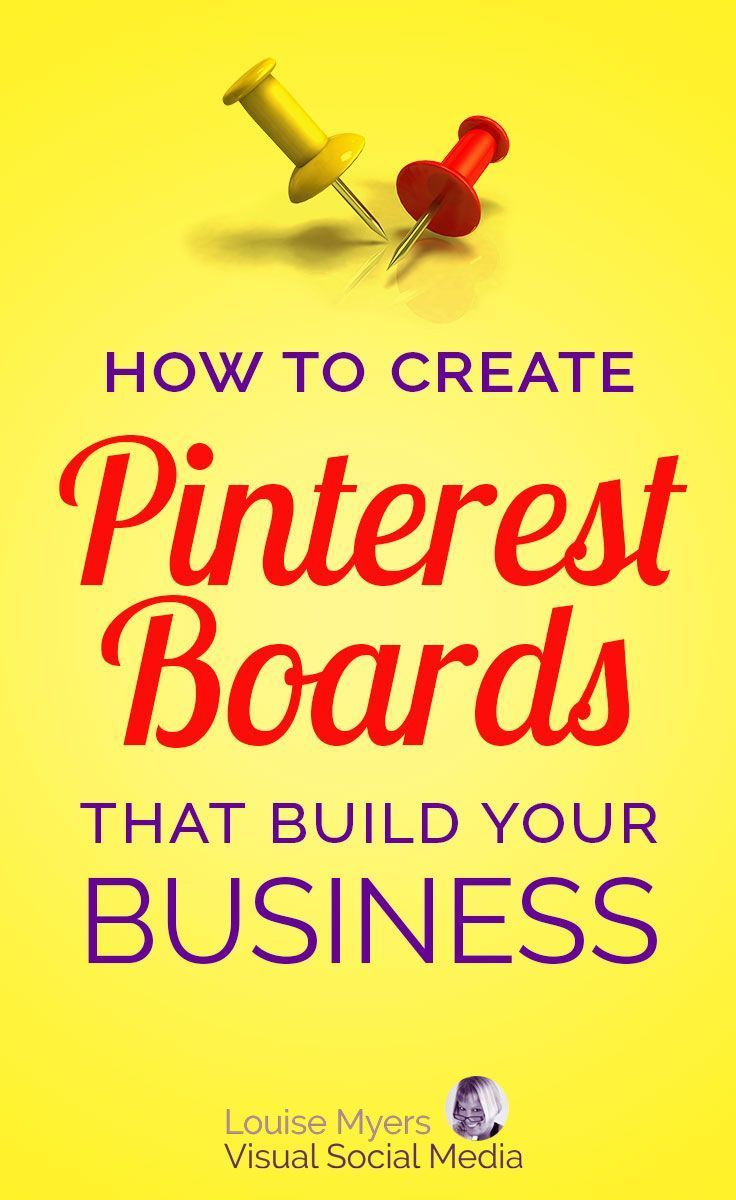 Pinterest marketing tips: Make the best boards to increase your business blog traffic and sales! Click to learn how to pick the right topics and words to optimize for your audience and search. #marketingtips #smmtips #pinteresttips