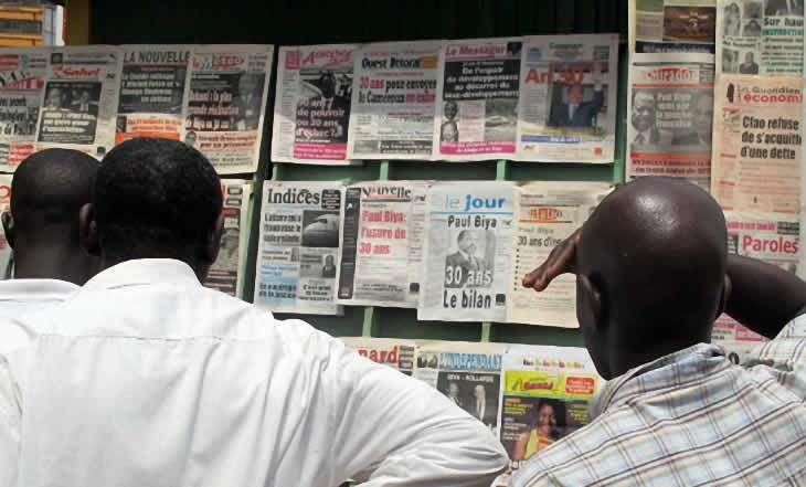 Cameroun – Lutte contre Boko Haram: Arrestation de deux journalistes dans l'Extrême-Nord - http://www.camerpost.com/cameroun-lutte-contre-boko-haram-arrestation-de-deux-journalistes-dans-lextreme-nord/?utm_source=PN&utm_medium=CAMER+POST&utm_campaign=SNAP%2Bfrom%2BCamer+Post