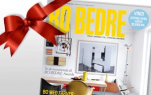 I'd love a subscription of one of my favourite interior design magazines Bo Bedre