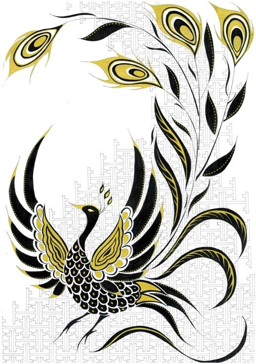 Peacock By melannieyeo
