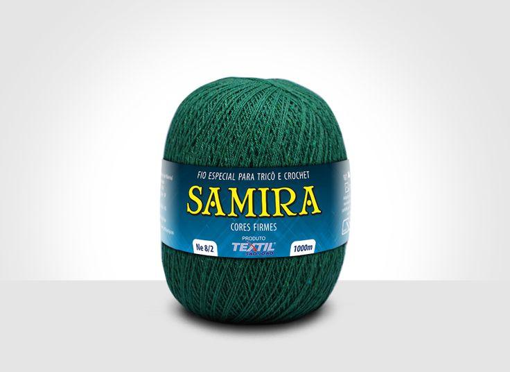 Samira cor 30 Verde Bandeira