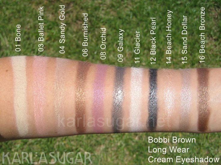 Bobbi Brown Beach Bronze Cream Shadow Beauty Products