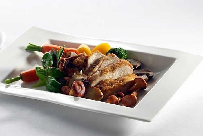 http://www.kronehotel.at/en-restaurant-dornbirn.htm Culinary delights in the 4-star Hotel in Dornbirn