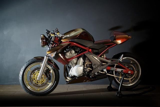 Kawasaki Er6 N CR