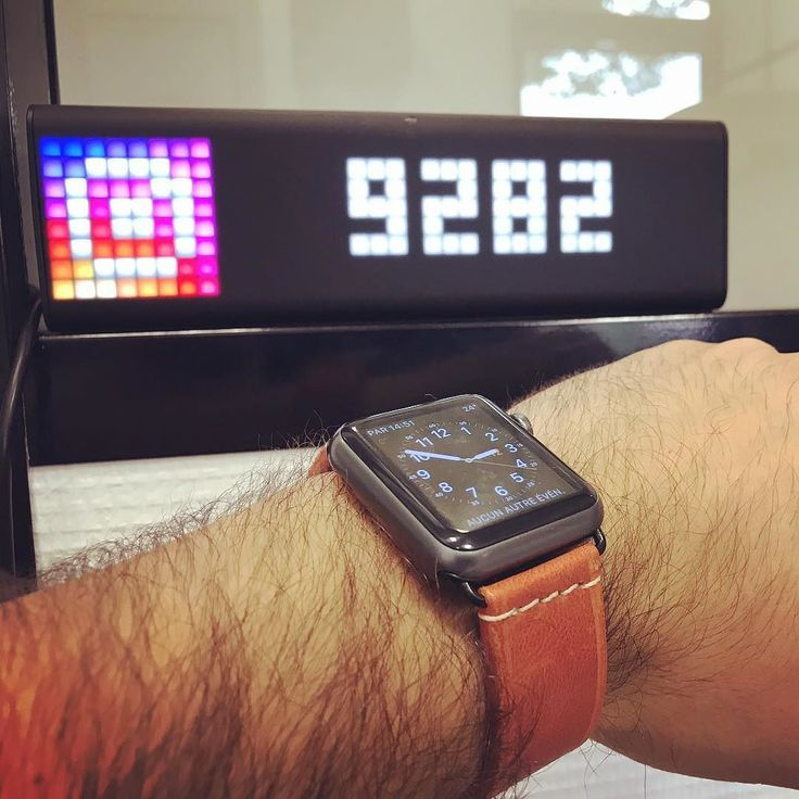 10K followers on the way thank you! #applewatch #apple #iphone #ipad #lametric #instagram #tech #technology