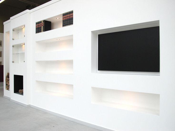 25 beste idee n over openhaard ingebouwde kasten op pinterest openhaard planken stenen open - Huizen van de wereldmeubelen tv ...