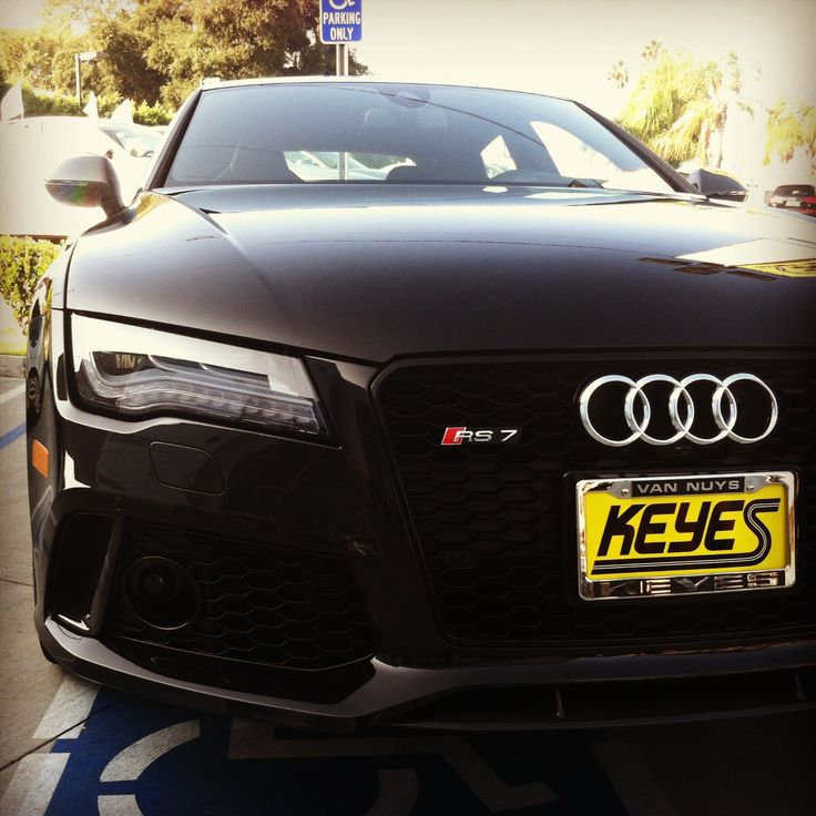 The New Quot Black Mamba Quot 2014 Audi Rs7 Go Audi Or Go Home