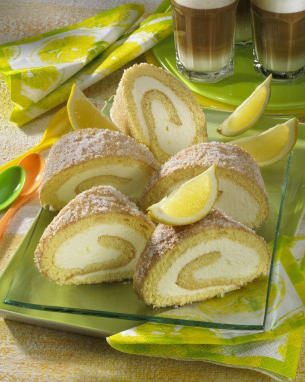 Unser beliebtes Rezept für Zitronenrolle (Diabetiker) und mehr als 55.000 weitere kostenlose Rezepte auf LECKER.de.