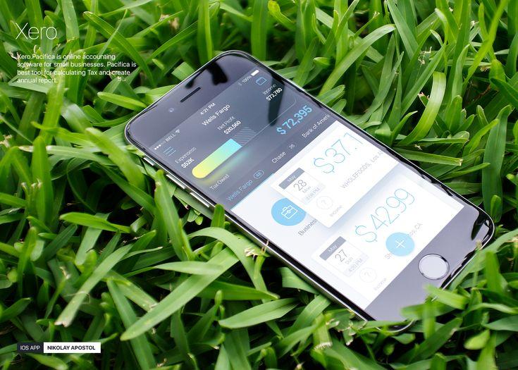 Mobile Apps 2015 on Behance