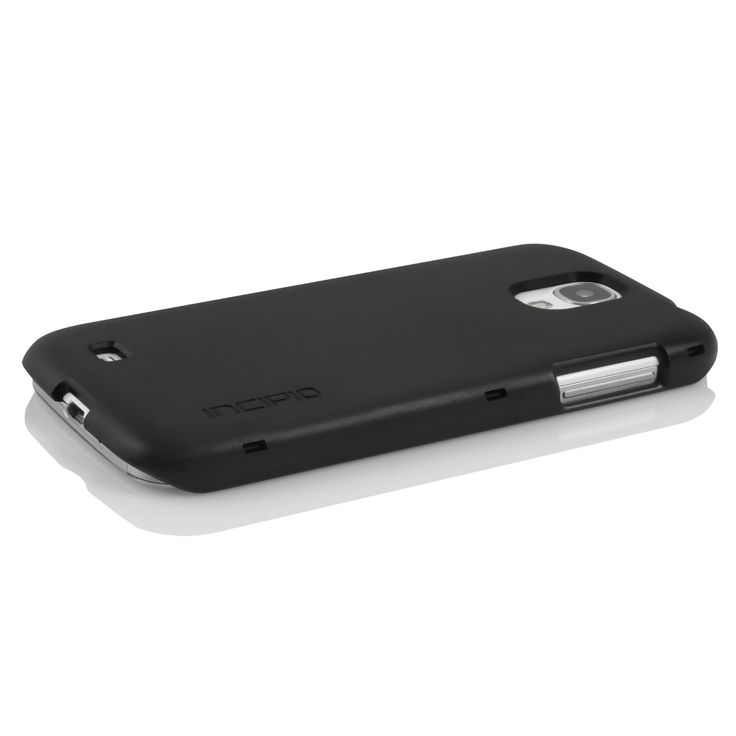 Amazon.com: Incipio SA-394 Watson Wallet Case for Samsung Galaxy S4 - 1 Pack - Retail Packaging - Black: Cell Phones & Accessories