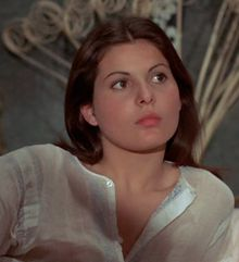 Simonetta Stefanelli as Apollonia Vitelli-Corleone in The Godfather....she is so beautiful and so sweet <3