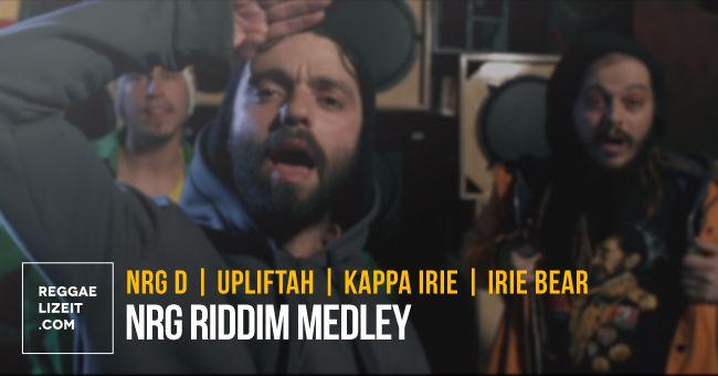NRG D, Upliftah, Kappa Irie & Irie Bear - NRG Riddim Medley (VIDEO)  #IrieBear #IrieBear #KappaIrie #KappaIrie #NRGD #NRGD #NRGRiddim #NRGRiddimMedley #NRG_D #RoofTopRecords #Upliftah #Upliftah