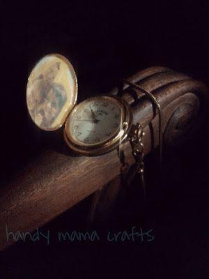 ένα παλιό ρολόι......