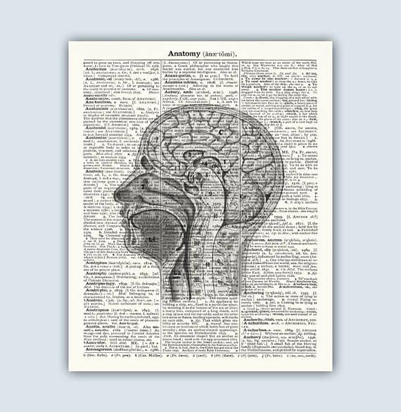 Trainspotting quote dictionary page vintage art print gift poster Irvine Welsh