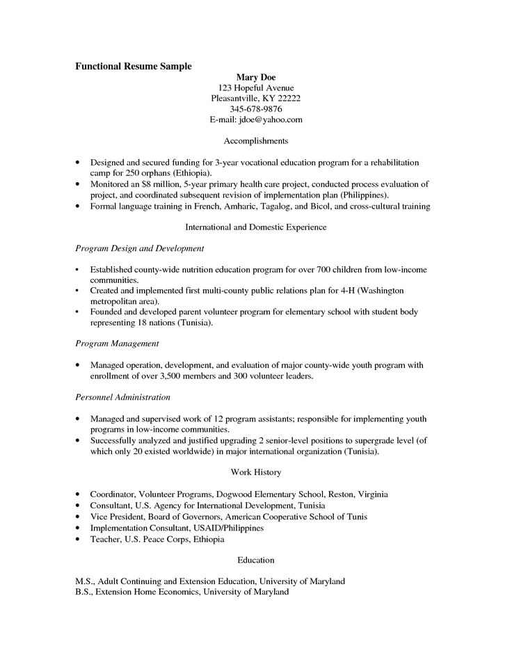 resume functional examples sample format cad engineer cover letter what