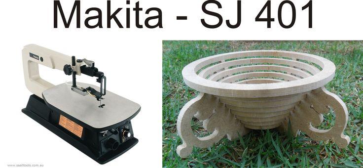 Serra tico tico de bancada - Makita SJ401