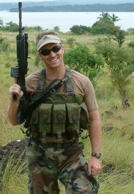 "Glen Doherty - Former U.S. Navy Seal July 10, 1970 - September 12, 2012    ""Glen was a superb and respected operator, a true quiet professional. Don't feel sorry for him, he wouldn't have it. He died serving with men he respected, protecting the freedoms we enjoy as Americans and doing something he loved. He was my best friend and one of the finest human beings I've ever known."" -Brandon Webb"