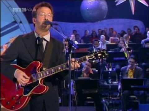 "Eric Clapton ""Reconsider Baby"""