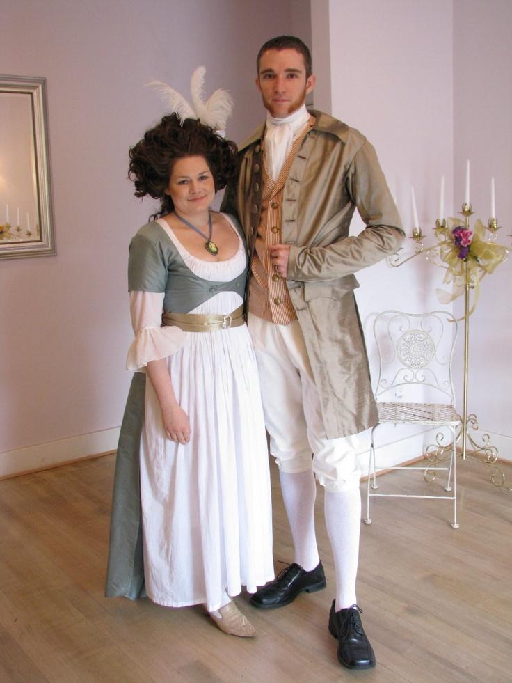 The Lady of Portland House: Robe a la Turque
