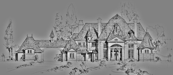 253 Best Images About Beautiful Luxury Home Plans For