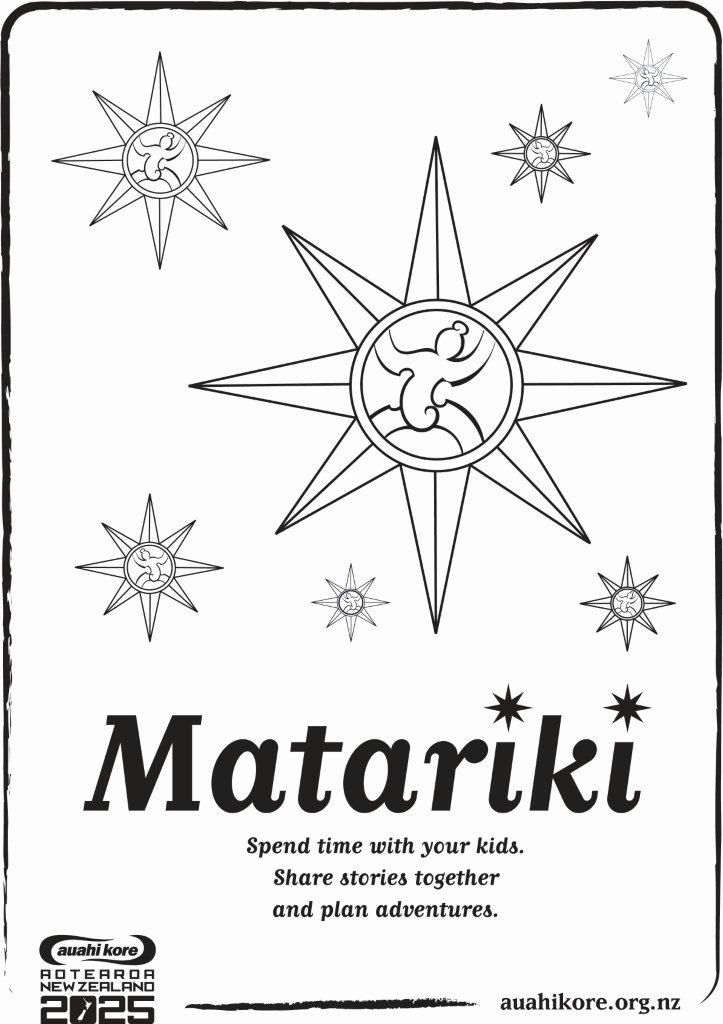 Pin by Kapiti Kids Connect on Matariki