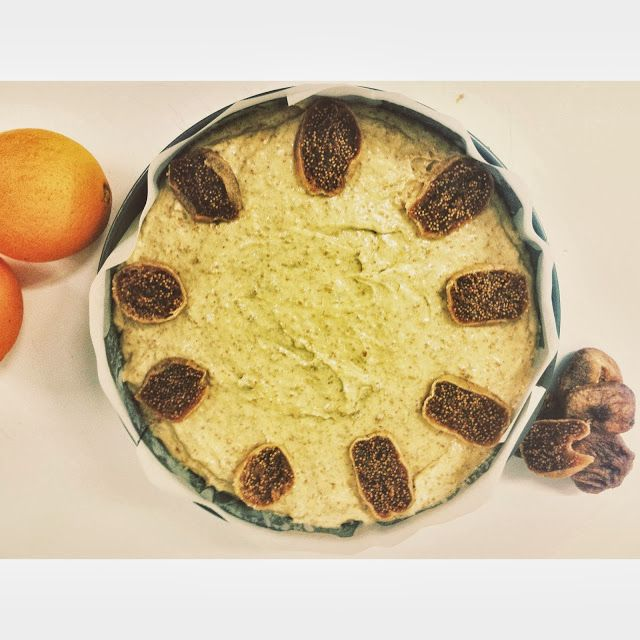 Baked Fig & Orange Cheesecake only at The Silva Spoon, Cotton Tree QLD @alita_johnson