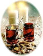 Scandinavian Glogg- @Deanna Cook for this Friday! I had this at a Christmas party a few years back and it was delicious.