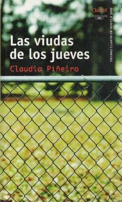 Las viudas de los jueves- Claudia Piñeiro
