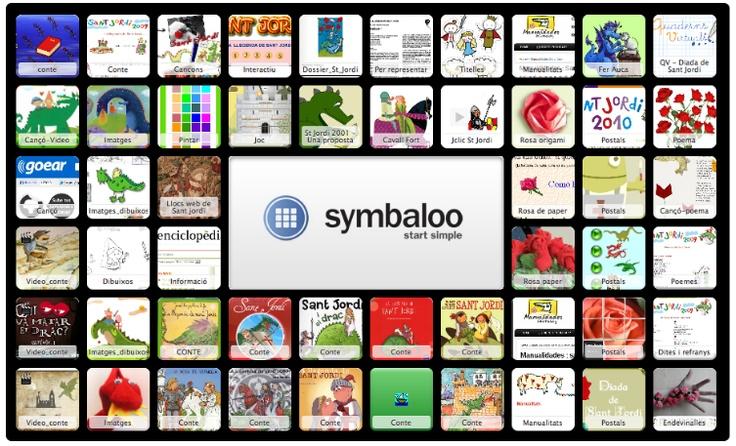 Symbaloo _ Sant Jordi