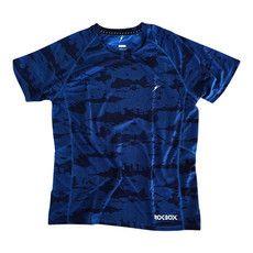 Camiseta DRY FIT Army Azul