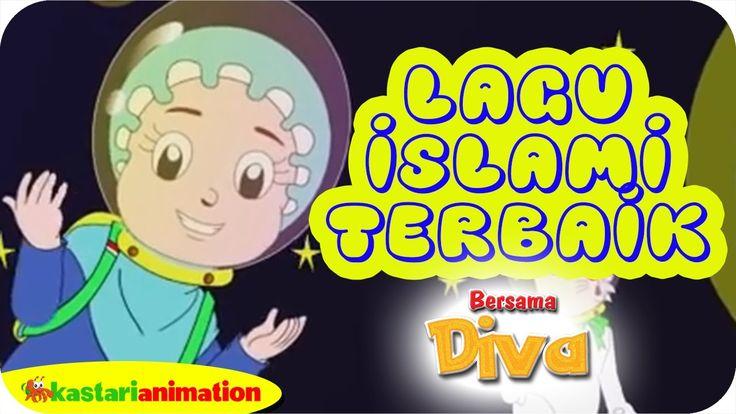 Kumpulan Lagu Anak Islami Terbaik bersama Diva | Nyanyian Anak Islam | K...