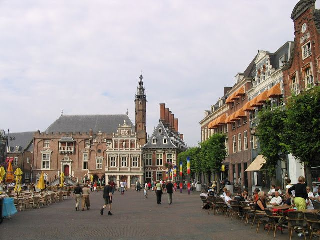 TOP WORLD TRAVEL DESTINATIONS: Haarlem, Netherlands