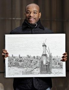 How Autistic Artist Stephen Wiltshire Made it Big | Forbes Magazine- Stephen was born in London in 1974 and was mute as a result of autism until age five. Unable to communicate verbally, he turned to other outlets such as music and of course, drawing.
