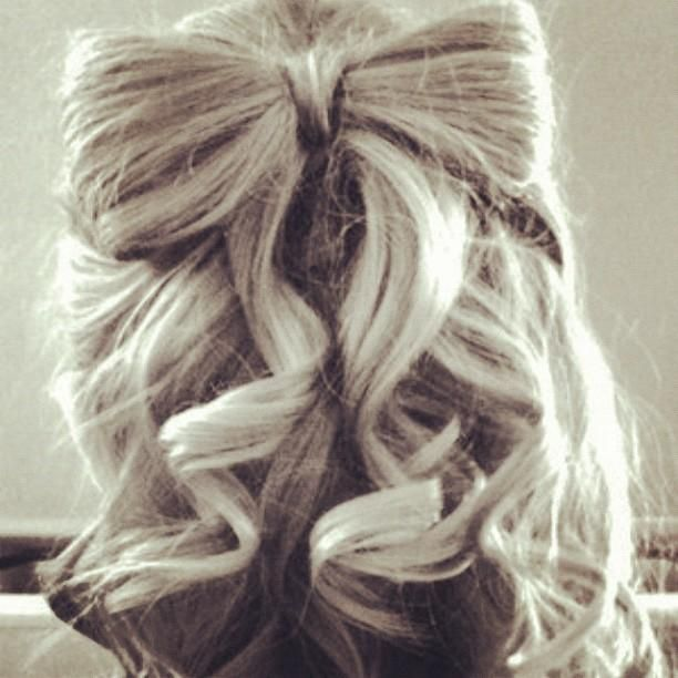 I wanna doo this too my hair onn the first day of school!