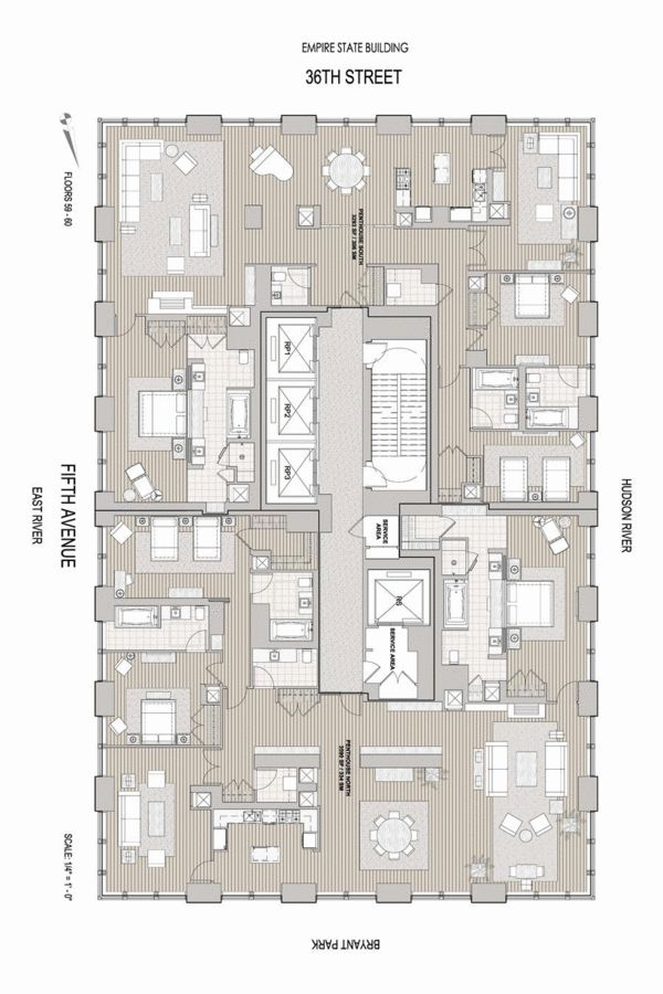 Residences at 400 Fifth Avenue