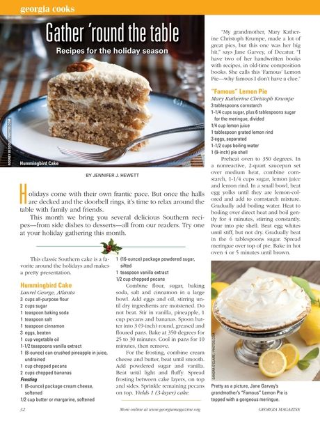 54 best good eats and southern treats images on pinterest for Table 52 hummingbird cake