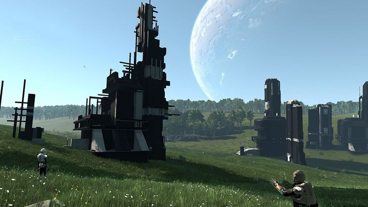 Dual Universe: Public Pre-Alpha Announcement Trailer The ambitious MMO/No Man's Sky-like/crafting game is getting its first publicly available playable build for backers. Take a look at what's in store. October 03 2017 at 05:00PM  https://www.youtube.com/user/ScottDogGaming